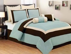 """InStyle Home Collection Full Bed Skirt Abbey Bright 54x75x14/"""""""