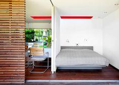 ¿Cómo ganar #espacio en un #apartamento pequeño? https://www.homify.es/libros_de_ideas/226590/como-ganar-espacio-en-un-apartamento-pequeno