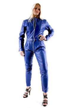 Lederoverall echt Leder Anzug Ledercatsuit Overall diverse Farben Maßanfertigung   eBay