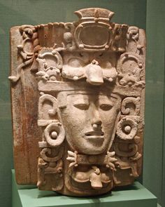 Ancient Pre-Columbian sculpture from the San Antonio Museum of Art, Texas.