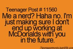 Teenager Post #11560