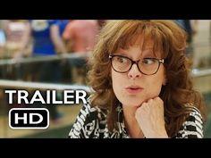 The Meddler Official Trailer #1 (2016) Susan Sarandon, Rose Byrne Comedy Movie HD - YouTube