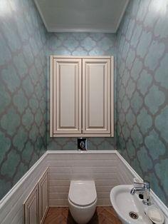 Decor, Furniture, Alcove, Alcove Bathtub, Home Decor, Bathroom Mirror, Framed Bathroom Mirror, Bathroom, Bathtub