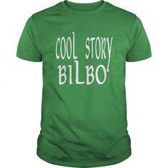 Awesome Tee Cool Story Bilbo Shirts & Tees