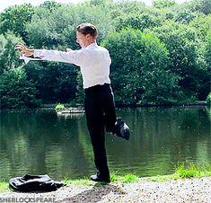 Benedict Photo shoot behind the scenes  for Vanity Fair