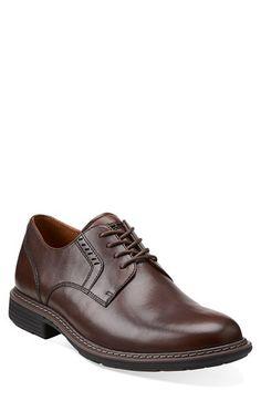 1235f7487cc5 Clarks®  Un.Walk  Plain Toe Derby (Men)