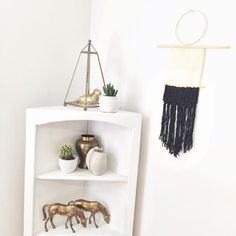 Great Value Village thrift store home decor finds by Instagrammer @yen_wears. Furniture Decor, Floating Shelves, Thrifting, Store, Ideas, Home Decor, Homemade Home Decor, Tent, Shop Local
