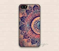 Mandala iPhone 5 5s CaseiPhone 4 4s CaseiPhone 5C by simdesign