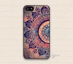 Mandala iPhone 5 5s CaseiPhone 4 4s CaseiPhone 5C by simdesign