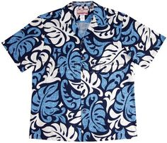 887b38f4 Tropical Leaf Monstera Men's Hawaiian Aloha Cotton Shirt in Beige - 4X at Amazon  Men's Clothing store: Button Down Shirts