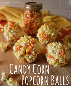 It's officially October! With Halloween just around the corner, I thought I would give you some eye candy with some Candy Corn. Yep, 15 fabulous projects all themed with Candy Corn: home décor, crafts and recipes. C'mon, let's get inspired! Candy Corn Halloween Decor from Gifts by Gaby Candy Corn Cupcakes from The Girl WhoAte …