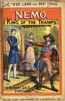 American Scrapbook: Pestilent stuff: The New York Tribunes Dime Novel War of 1884