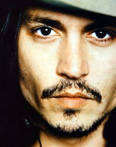A man who has aged amazingly graceful.....& has always sounded so emotional..which I find so sexy. Haha I love Captain Jack Sparrow