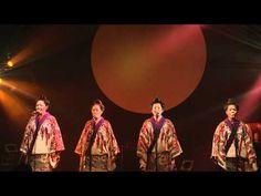 ▶ ネーネーズ「Live in TOKYO~月に歌う」Digest - YouTube