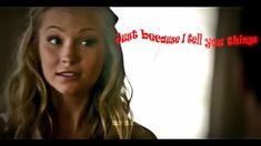 Vampire Diaries Songs, Paul Vampire Diaries, Cute Kiss, Damon And Stefan, Caroline Forbes, Photo Quotes, Best Shows Ever, Miraculous, Tik Tok
