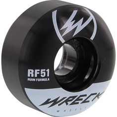 WRECK W1 51mm 101a BLK/WHT