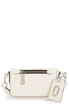 * MARC JACOBS 'Gotham City' Leather Crossbody Bag