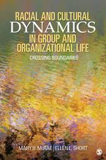This book presents a theoretical framework for understanding leadership and authority in group and organizational life. Using relational psychoanalytic and systems theory, the authors examine conscious and unconscious processes as they relate to racial and cultural issues in the formation and maintenance of groups. Unique among group dynamics texts, the book explores aspects of racial and cultural influences in every chapter. University Professor, State University, Crossing Boundaries, Binghamton University, Group Dynamics, Psychology Department, Applied Psychology, Tavistock, Library Catalog