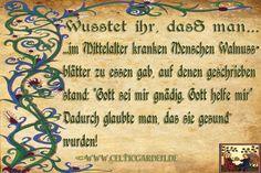 Altes Wissen & Aberglaube | Celticgarden