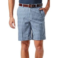 CLEARANCE Big /& Tall Men/'s PLEATED Casual Shorts by Haggar #661