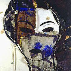 Retrato de una mujer, de Manolo Valdés