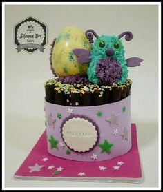 Hatchimals cake