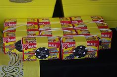 favors for curious george kids parties