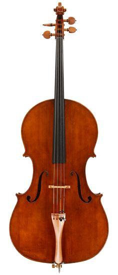Cello   Carletti School   Pieve di Cento   c. 1928