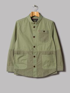 Mercia Overshirt by Barbour Dept. (B)