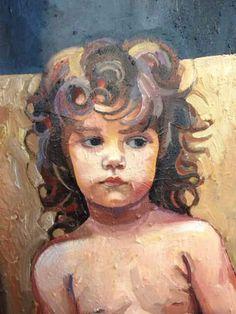 Pintura maravilhosa de Leonora Weissmann