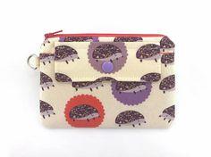 Hedgehog+Coin+Purse+Zipper+Wallet+Pouch+Small+Snap+Pouch