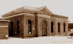 The old Yonkers Water Works, on Tuckahoe Road