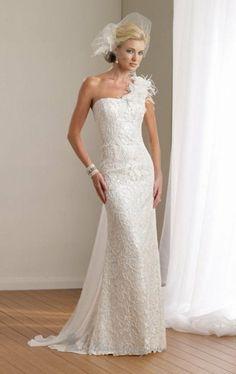 Modèle de robe de mariée sirène