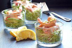 Smokey Prawn Cocktail Salad
