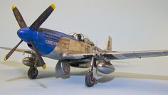 North American P-51D Mustang 1/32 Tamiya by Phoenixs from http://forum.largescaleplanes.com