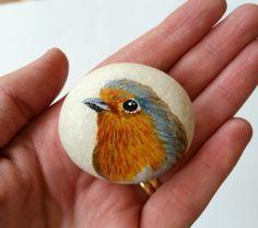 Red Robin   by Cat Gabriel Art
