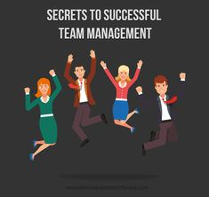 Time and time again great teams fall apart due to bad management. Don't let that ever happen to your team.     Instead, realize it's full potential by following a few simple guidelines.