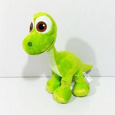 "Green dragon The Good Dinosaur Arlo plush toy stuffed dolls kids gift 30cm 11.8"""