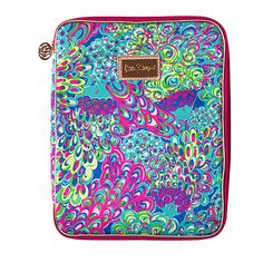 Lilly Pulitzer Agenda Folio- Lilly's Lagoon from Shop Southern Roots TX