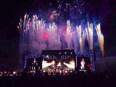 OTRA fireworks! // MetLife