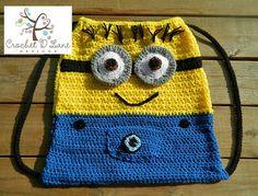 crochet d lane: Minion Mayhem This Halloween Pattern to purchase only - Ravelry