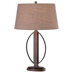Minka Lavery Ambience 1 Light Table lamp - 12415-0