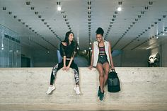 Puma has tapped dancers from the New York City Ballet to star in a new campaign—see it here.