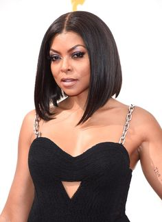 Pin for Later: The Story Behind Taraji P. Henson's Emmys Dress Is Too Sweet  Plus, her straps? They're chains!
