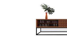 Aparador Veredas - Sala - Móveis e objetos de design assinado - Entrega em todo o Brasil