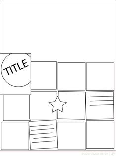 8.5x11 layout sketch @studio_calico