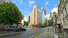 Scenic Hotel Auckland looks lovely and centrally located