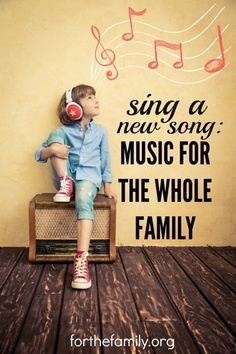 Do your children love music? It's not only fun, it's a simple way to trigger their memory and connect with them. That's why what we pour into little ears and little hearts really matters! Here are some of our favorite tunes to share Christ with young children.