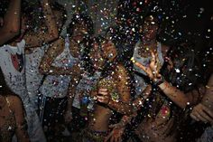 I wanna have a party like this!
