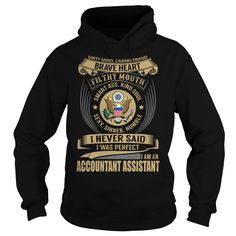 Accountant Assistant Job Title Special T-Shirts, Hoodies. VIEW DETAIL ==► https://www.sunfrog.com/Jobs/Accountant-Assistant--Job-Title-Special-Black-Hoodie.html?41382